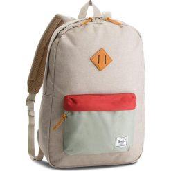 Plecaki męskie: Plecak HERSCHEL – Heritage 10007-01868  Khaki/Shadow