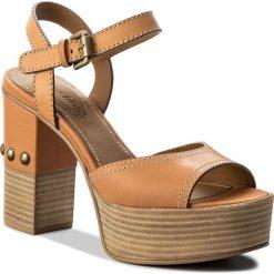 Rzymianki damskie: Sandały SEE BY CHLOÉ – SB30081 Pergamena 142