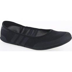 Baleriny damskie lakierowane: Adidas Buty Damskie Baleriny Sunlina W Czarne r. 39 1/3 - (F97966)