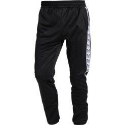 Spodnie dresowe męskie: New Black RAKAI Spodnie treningowe black