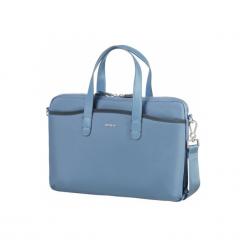 """Samsonite Nefti 15.6"""" niebieska / granatowa. Niebieskie torby na laptopa Samsonite, w kolorowe wzory. Za 319,00 zł."""
