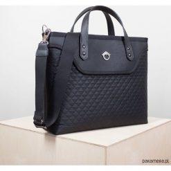Torba na laptopa '15 z dopinanym pasem flowerbag. Szare torby na laptopa Pakamera, pikowane. Za 380,00 zł.