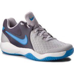 Buty NIKE - Air Zoom Resistance 918194 049 Atmosphere Grey/Photo Blue. Niebieskie buty fitness męskie Nike, z materiału, nike zoom. W wyprzedaży za 239,00 zł.