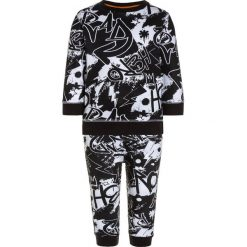 Bejsbolówki męskie: Outfit Kids MONO GRAFFITI SET Bluza rozpinana black