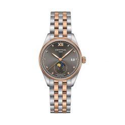 RABAT ZEGAREK CERTINA DS 8 C033.257.22.088.00. Szare zegarki damskie CERTINA, pozłacane. W wyprzedaży za 1839,20 zł.