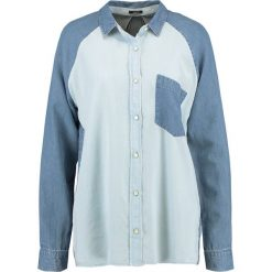 Denham ENERGY SHIRT  Koszula indigo. Szare koszule wiązane damskie Denham, s, z lyocellu. Za 589,00 zł.