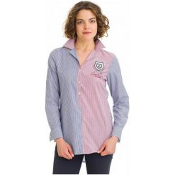Galvanni Koszula Damska Snowflake S Wielobarwny. Szare koszule damskie GALVANNI, s, w paski. W wyprzedaży za 239,00 zł.