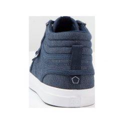 Trampki chłopięce: DC Shoes Tenisówki i Trampki wysokie blue