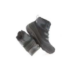Śniegowce DC Shoes  DC Rebound WNT ADBS100076 GP2. Czarne śniegowce męskie marki House. Za 239,00 zł.
