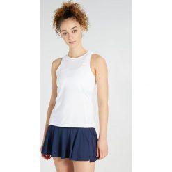 Head VISION TANK Koszulka sportowa white. Białe t-shirty damskie Head, l, z elastanu. Za 149,00 zł.