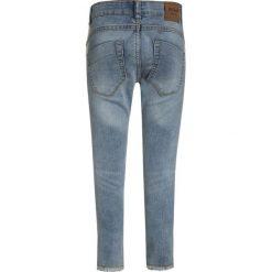 Blue Seven CROPPED  Jeansy Slim Fit blau. Niebieskie jeansy dziewczęce Blue Seven, z bawełny. Za 149,00 zł.
