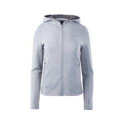Bluzy rozpinane damskie: IGUANA Bluza Damska Mavuto Light Grey Melange r. M