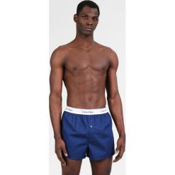 Bokserki męskie: Calvin Klein Underwear SLIM FIT 2 PACK Bokserki blue