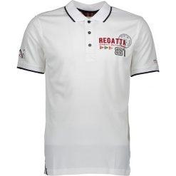 """Koszulki polo: Koszulka polo """"Tremont II"""" w kolorze białym"""
