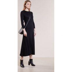Długie sukienki: Polo Ralph Lauren DRAPEY Długa sukienka black