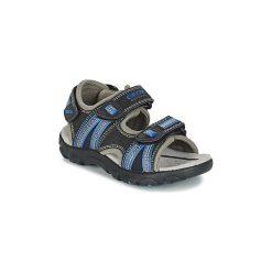 Sandały sportowe Dziecko  Geox  J S.STRADA A. Czarne buty sportowe chłopięce Geox. Za 207,20 zł.