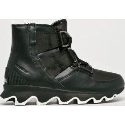 Sorel - Buty. Czarne buty trekkingowe damskie Sorel. W wyprzedaży za 579,90 zł.