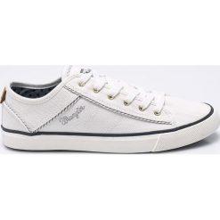 Wrangler - Buty. Szare buty sportowe damskie Wrangler, z gumy. W wyprzedaży za 139,90 zł.