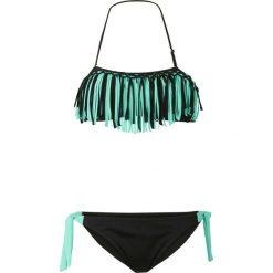 Bikini: Bikini bandeau (2 części) bonprix czarny