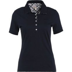 T-shirty damskie: Barbour PRUDHOE  Koszulka polo navy