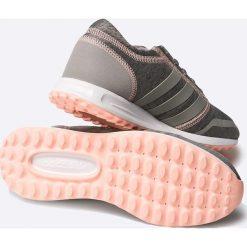 Adidas Originals - Buty los angeles w. Brązowe buty sportowe damskie marki adidas Originals, z bawełny. W wyprzedaży za 199,90 zł.