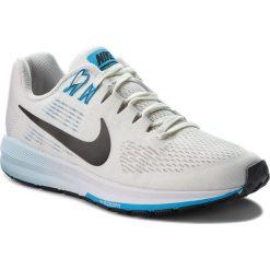 Buty NIKE - Air Zoom Structure 21 904701 007 Vast Grey/Black/Sail. Szare buty do biegania damskie Nike, z materiału, nike zoom. W wyprzedaży za 379,00 zł.