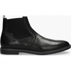 Kozaki czarne Trentino. Czarne buty zimowe męskie Badura. Za 279,99 zł.