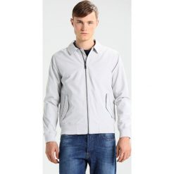 Kurtki męskie bomber: Burton Menswear London COLLAR HARRINGTON Kurtka wiosenna grey