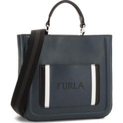 Torebka FURLA - Reale 985419 B BTD0 I78 Ardesia e. Niebieskie torebki klasyczne damskie marki Furla, ze skóry. Za 2070,00 zł.