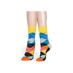 Skarpetki Happy Socks ARY01-2003. Czerwone skarpetki męskie Happy Socks, z bawełny. Za 24,43 zł.