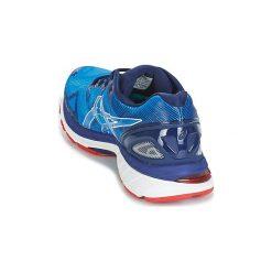 Buty do biegania Asics  GEL-NIMBUS 19. Niebieskie buty do biegania męskie marki Asics. Za 552,30 zł.