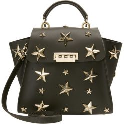 Plecaki damskie: ZAC Zac Posen EARTHA CONVERTIBLE BACKPACK STAR STUD Plecak forest