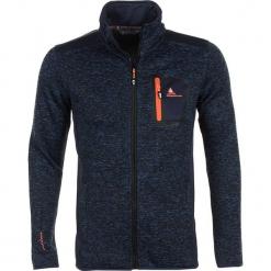 Kurtka polarowa w kolorze granatowym. Niebieskie kurtki męskie marki Peak Mountain, m, z dzianiny. W wyprzedaży za 150,95 zł.