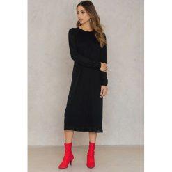 Sukienki hiszpanki: Filippa K Sukienka z podwójną warstwą – Black