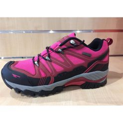 Buty trekkingowe damskie: Hi-tec Buty damskie ATACAM WO'S dark red/light fuchsia/pink/light grey r. 39