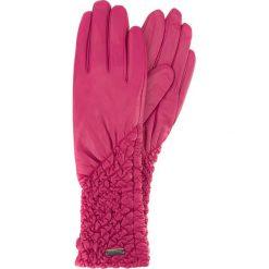 Rękawiczki damskie: 39-6L-214-2 Rękawiczki damskie