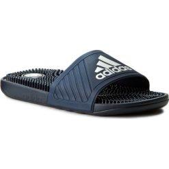 Klapki męskie: Klapki adidas - Voloossage AQ2651 Conavy/Ftwwht/Conavy