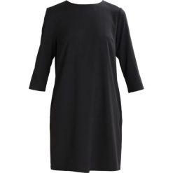 Sukienki hiszpanki: See u Soon ROBE BOW BACK Sukienka letnia black