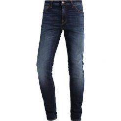 Spodnie męskie: Nudie Jeans Jeansy Slim Fit dark deep worn