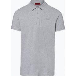 Koszulki polo: HUGO – Męska koszulka polo – Dyler, szary
