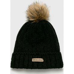 Columbia - Czapka. Szare czapki zimowe męskie Columbia, z dzianiny. W wyprzedaży za 129,90 zł.