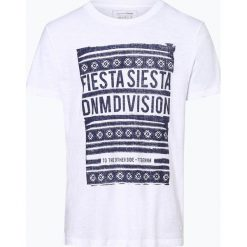 Tom Tailor Denim - T-shirt męski, czarny. Czarne t-shirty męskie z nadrukiem marki TOM TAILOR DENIM, l, z denimu. Za 39,95 zł.