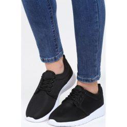 Buty sportowe damskie: Czarne Buty Sportowe Street Walk
