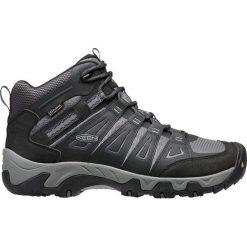 Buty trekkingowe męskie: Keen Buty męskie Oakridge MID WP Magnet / Gargoyle r. 40,5 (1015307)