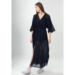 Długie sukienki: NAKD DRESS Długa sukienka black/blue