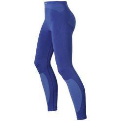 Odlo Spodnie Pants Long Evolution Warm niebieskie r. L. Szare spodnie sportowe damskie marki Odlo. Za 102,59 zł.