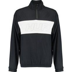 Kurtki sportowe męskie: HUF STADIUM HALF ZIP Kurtka sportowa black