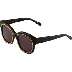 Okulary przeciwsłoneczne damskie aviatory: Stella McCartney Okulary przeciwsłoneczne black/smoke
