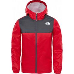 The North Face Kurtka Chłopięca B Zipline Rain Jacket Tnf Red/Graphite Grey M. Czerwone kurtki chłopięce przeciwdeszczowe The North Face, sportowe. Za 259,00 zł.