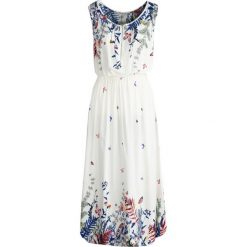 Sukienki: Biała Sukienka Butterfly Wing